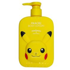 TONYMOLY Pikachu Body Lotion 300ml (Pokemon Edition)
