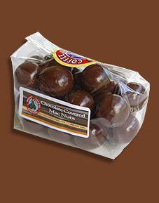 Dark Chocolate Covered Hawaiian Coffee Beans