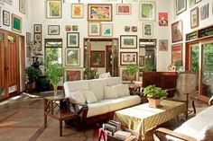 Pinoy Eclectic style: Home gallery | Interior Inspirations | Home | FemaleNetwork.com