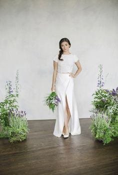 Pure Magnolia gowns and separates -olivia-and-demi