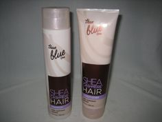Bath & Body Works True Blue Spa Shea Cashmere Hair Set of Shampoo and Conditioner by Bath & Body Works. $32.50. Perfect gift for any occasion!. Leaves your hair super soft and silky!. Products are full-sized.. Unique gift set in a hard to find scent.. One bottle of shampoo (10 ounce) and conditioner (9 ounce).