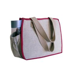 Insulated Lunch Tote with Red Trim and Zipper Closure Natural Jute, http://www.amazon.com/dp/B00GUQIXIO/ref=cm_sw_r_pi_awdm_T8hOtb0C6BDTN