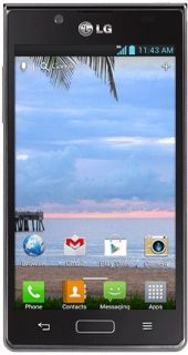 A complete listing of the LG Optimus Showtime specifications and features