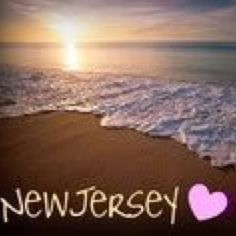 Love the New Jersey shore,