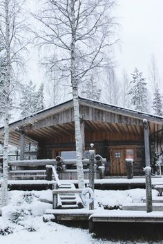 Finnish Cabin | The Brittains are Coming