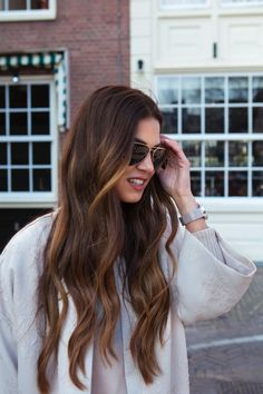 White and Nudes for Spring/ Summer '14 | Negin Mirsalehi