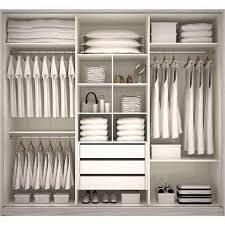 New Ideas For Bedroom Storage Closet Organisation Dressing Rooms Bedroom Closet Design, Master Bedroom Closet, Bedroom Wardrobe, Wardrobe Closet, Closet Designs, Walk In Closet, White Closet, Boys Closet, Closet Space