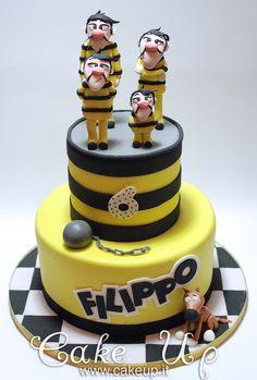 TORTA DALTONS Dalton Lucky Luke, Cake Designs For Kids, Birthday Cake, Culture, Cakes, Desserts, Food, Party, Weddings
