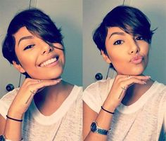 Short Hairstyles for Women: Pixie