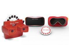 Mattel reinventa con Google el View-Master, visor de fotos en 3D cuya versión original apareció en 1939. El nuevo modelo incorpora Realidad Virtual y en lugar de un disco de fotos utiliza la pantalla del móvil y la app Carboard VR de Google