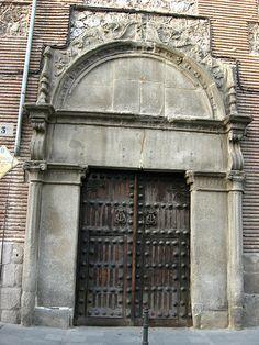 Puerta de las Descalzas, Madrid   Flickr: Intercambio de fotos
