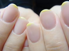 Little bit Yellow:NAIL-COMMON