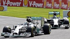 Niki Lauda angry with Nico Rosberg risk after his collision with Mercedes team-mate Lewis Hamilton | Belgian Grand Prix | Formula 1 news, live F1 | ESPN F1