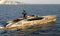 (DB9) (210') Super Sport Luxury Motor Yacht Built by Palmer Johnson Yachts, Sturgeon Bay, Wisconsin