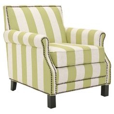 I pinned this Alicia Club Chair from the Winter Whites & Brights event at Joss and Main!