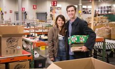 14 Years After Sending A Christmas Shoebox, He Married The Girl Who Received It. - http://www.lifebuzz.com/shoebox/