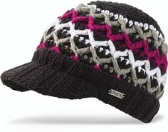 "Dakine Women's Lux Beanie (Charcoal Stripe, One Size Fits All) by Dakine. $17.95. Dakine Girls Lux Beanie Is Hand Knit Cable With Visor. In Hawaiian Slang, ""Da Kine"" Means The Best And The Company Has Lived Up To This Standard Through Attention To Detail, Focus On Accessories, And A Notoriously Thorough Design Process."