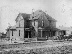 [Kime - France] residence :: Western History, 1893, 1890 - 1900