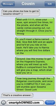 Page 214 - Autocorrect Fails and Funny Text Messages - SmartphOWNED