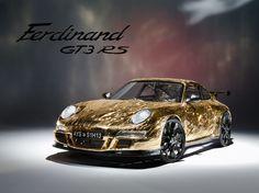 """""""Ferdinand GT3 RS - The world´s slowest Porsche"""" by Johannes Langeder."""