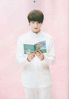 #bts #bangtan #방탄소년단 #jungkook #photoshoot #magazine #thestar