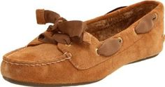 Sperry Top-Sider Women's Skiff Moccasin,Cognac,7 M US Sperry Top-Sider. $29.99