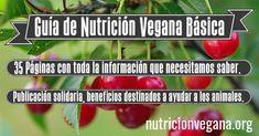 Guía de Nutrición Vegana Básica – Solidaria – Ebook – PDF