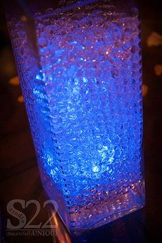 water beads centerpieces | Water Bead Centerpieces: Inexpensive and Easy! | Greensboro Wedding ...