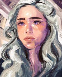 Smoustart Game of Thrones Daenerys Targaryen