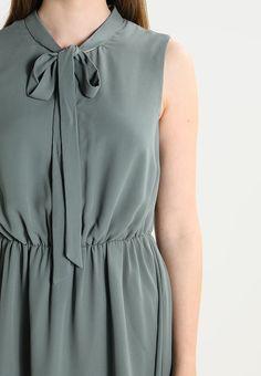 ONLY ONLNOLAN - Sukienka koszulowa - agave green - Zalando.pl