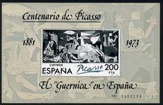Centenario de Picasso, el Guernica, Spain