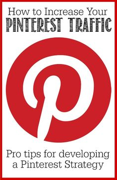 How to Increase Your Pinterest Traffic
