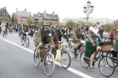 Saturday Morning Tweed Ride (Bike and Brunch) - Southbay Cruisers Community Bicycle Group (Redondo Beach, CA) - Meetup