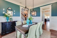 Formal Dining Room V