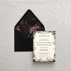Floral Wedding, Fall Wedding, Our Wedding, Dream Wedding, Paisley Wedding, Forest Wedding Decorations, Wedding Themes, Wedding Cakes, Floral Save The Dates