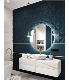 Discover ideas about Dream Bathrooms « Home Decor The Effective Pictures We Offer You About cleaning bathroom with shaving cream A quality picture can tell you many things. You can find the most b Bathroom Design Luxury, Modern Bathroom Design, Bathroom Designs, Dream Bathrooms, Master Bathrooms, Small Bathrooms, Interior Design Studio, Interior Design Instagram, Home Decor Accessories