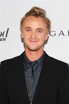 """Draco Malfoy himself, Tom Felton, sure cleaned up nice! The pure-blood wizard is now 28 in real life and continues to make his mark in Hollywood with roles in flicks such as """"The Apparition"""" and """"Rise of the Planet of the Apes."""" RELATED: """"Harry Potter"""" cast: Where are they now?"""