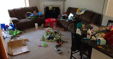 Scientific evidence shows clutter causes anxiety, it's a huge factor in our daily stress Messy House, Getting Rid Of Clutter, Wd 40, Declutter Your Home, Bad Feeling, Life Is Hard, Home Repair, Cleaning Hacks, Study