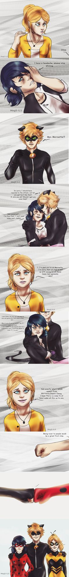Realization part4 Miraculous Ladybug by MegS-ILS on DeviantArt