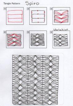 How to draw SPIRO « TanglePatterns.com