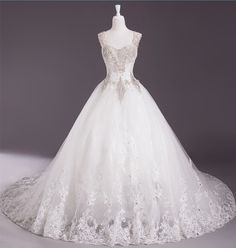 Luxury Wedding dress 2