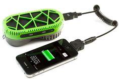 Powertrekk Fuel Cell $229 Charger that runs on water #technology