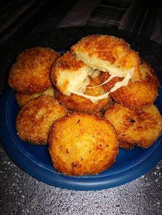 Sajtos burgonyagolyó | Pulai Kitti receptje - Cookpad receptek