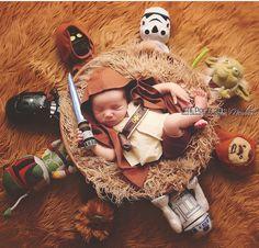 Newborn Star Wars