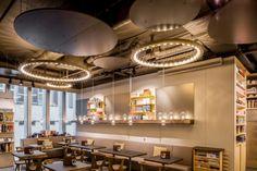 Weber's restaurant by Dioma, St. Gallen – Switzerland