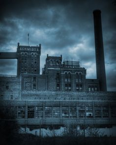 The old Schmidt's Brewery in St. Paul, MN.
