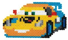Disney-Pixar Cars Ice Racers Hama Beads Set 7944