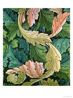 Wallpaper by William Morris