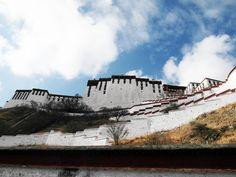 Potala Palace, Tibet - closest to the sky