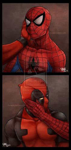 Spidey & Deadpool